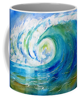 Ocean Wave Coffee Mug