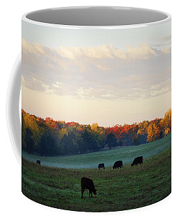 October Morning Coffee Mug