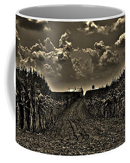 October Sky Coffee Mug by Robert Geary