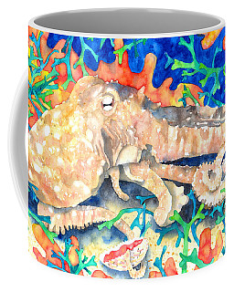 Octopus Delight Coffee Mug