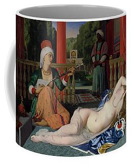 Odalisque With Slave Coffee Mug