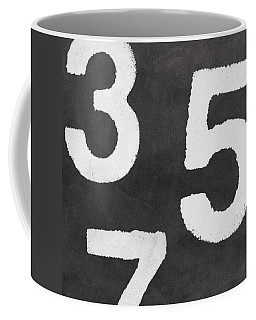 Odd Numbers Coffee Mug