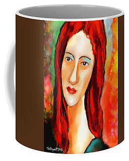 Ode To Modigliani Coffee Mug