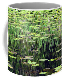 Ode To Monet Coffee Mug