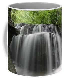 Odom Creek Waterfall Georgia Coffee Mug
