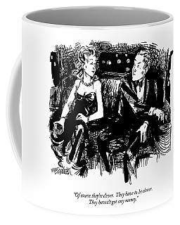 Of Course They're Clever Coffee Mug