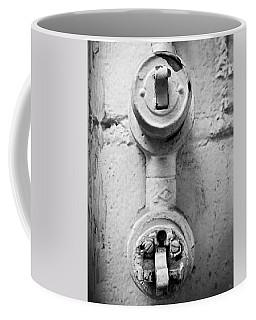 Off And On Coffee Mug