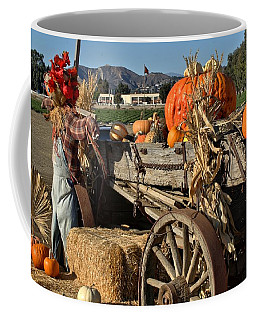 Off To Market Coffee Mug