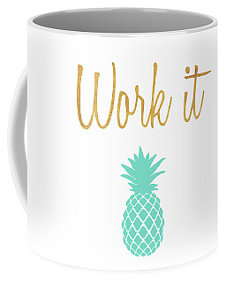 Office Pop II Coffee Mug