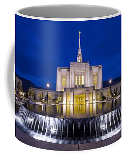 Ogden Temple II Coffee Mug