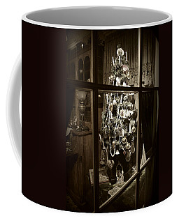 Oh Christmas Tree - Sepia Coffee Mug