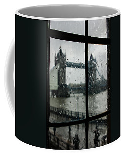 Oh So London Coffee Mug by Georgia Mizuleva