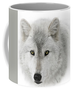 Oh Those Eyes Coffee Mug by Wes and Dotty Weber