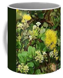 'ohi 'a Lehua And Buds Coffee Mug by Craig Wood