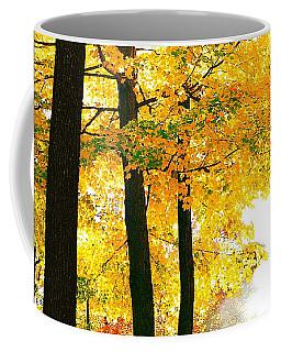 Ohio Autumn Coffee Mug