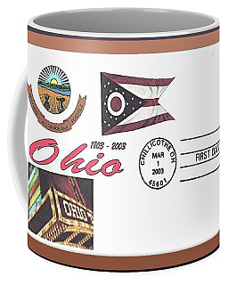 Ohio Bicentennial Cover #2 Coffee Mug