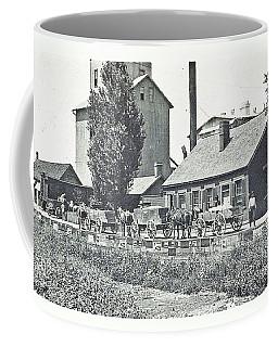 Ohio Erie Canal - Circa 1911 Coffee Mug