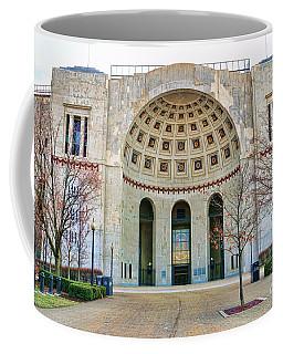 Ohio Stadium Main Entrance 1672 Coffee Mug