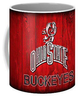 Ohio State Buckeyes Barn Door Vignette Coffee Mug