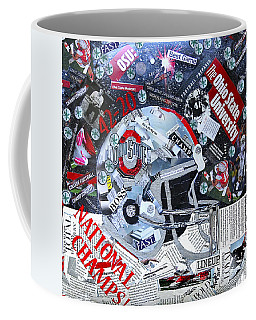 Ohio State University National Football Champs Coffee Mug