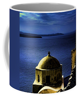 Oia Greece Coffee Mug