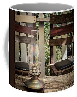 Oil Lamp 2 Coffee Mug