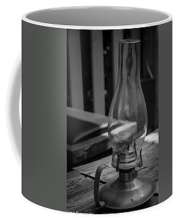 Oil Lamp Coffee Mug