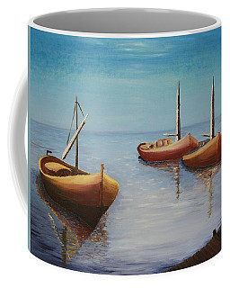 Oil Msc 023  Coffee Mug