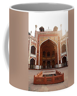 Oil Painting - Cross Section Of Humayun Tomb Coffee Mug