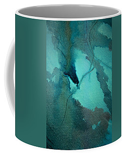 Oil Spill Deep Within The Heart Of The Gulf Coffee Mug