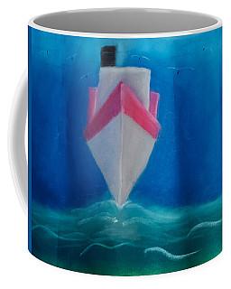 Oil Tanker Coffee Mug