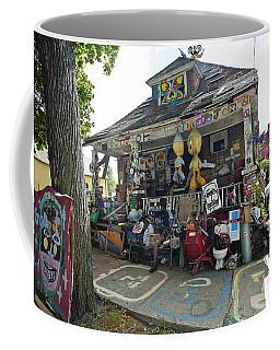 Oj House Coffee Mug