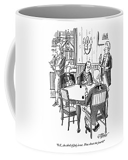 O.k., The Third Of July Is Out.  How Coffee Mug