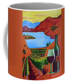 Okanagan Wine Country Coffee Mug