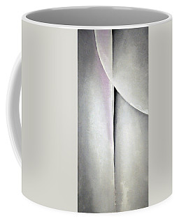 O'keeffe's Line And Curve Coffee Mug