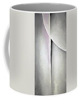 O'keeffe's Line And Curve Coffee Mug by Cora Wandel