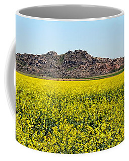Oklahoma Gold Coffee Mug