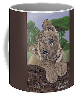 Ol' Blue Eyes Coffee Mug
