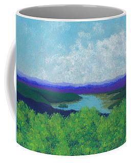Olana Overlook Coffee Mug