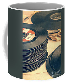Old 45s Coffee Mug