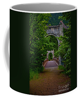 Old Alexandra Bridge Coffee Mug