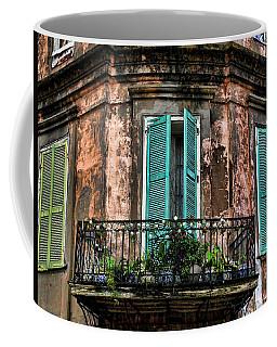 Old And Weathered Coffee Mug