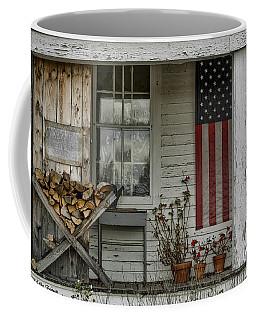 Old Apple Orchard Porch Coffee Mug