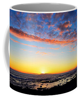 Coffee Mug featuring the photograph Old A's Panorama by David Lawson