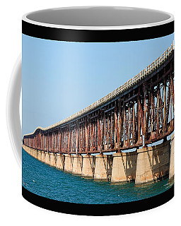 Old Bahia Honda Bridge 2 Coffee Mug