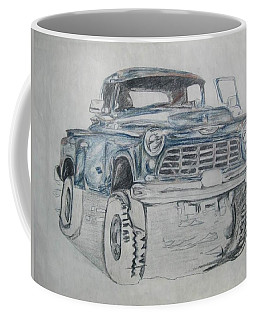 old Blue Coffee Mug