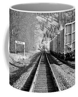 Old Bristol Rail In Ellensburg Coffee Mug