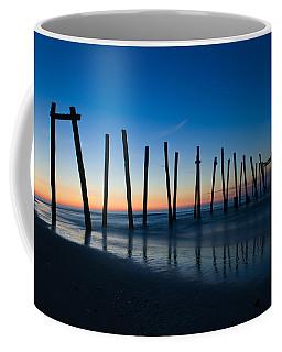 Old Broken 59th Street Pier Coffee Mug