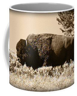 Old Bull Coffee Mug