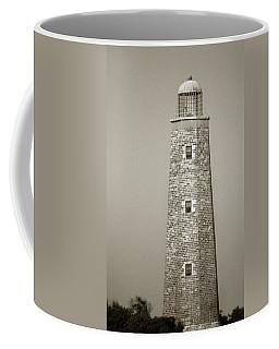 Old Cape Henry Lighthouse Coffee Mug